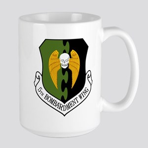 5th Bomb Wing Large Mug